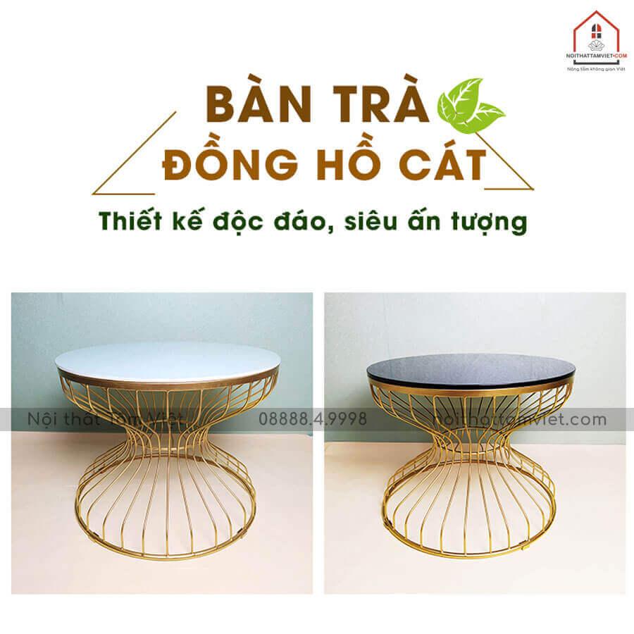 Bàn Trà Tâm Việt TAV-BT8-1