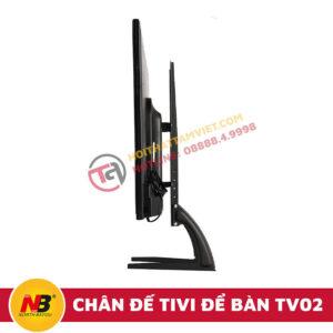 Chân Đế Tivi Để Bàn Nhập Khẩu TV02 - 2