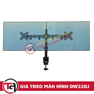 Giá Treo Hai Màn Hình Máy Tính Nhập Khẩu Kaloc-DW220J-2