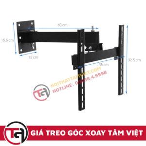 Giá Treo Tivi Góc Xoay Tâm Việt 1