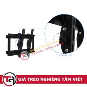 Giá Treo Tivi Nghiêng Tâm Việt 2