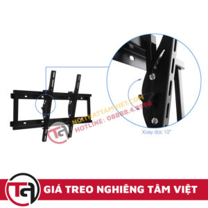 Giá Treo Tivi Nghiêng Tâm Việt 5