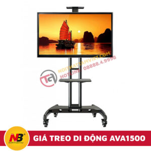Giá Treo Tivi Nhập Khẩu Di Động NB-AVA1500-1