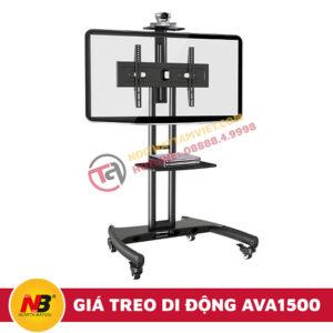 Giá Treo Tivi Nhập Khẩu Di Động NB-AVA1500-2