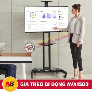 Giá Treo Tivi Nhập Khẩu Di Động NB-AVA1500-4