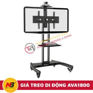 Giá Treo Tivi Nhập Khẩu Di Động NB-AVA1800-2