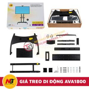 Giá Treo Tivi Nhập Khẩu Di Động NB-AVA1800-5