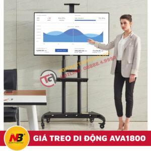 Giá Treo Tivi Nhập Khẩu Di Động NB-AVA1800-6