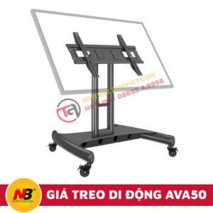 Giá Treo Tivi Nhập Khẩu Di Động NB-AVA50-2
