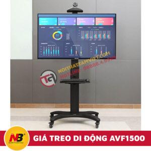Giá Treo Tivi Nhập Khẩu Di Động NB-AVF1500-1