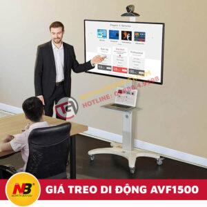 Giá Treo Tivi Nhập Khẩu Di Động NB-AVF1500-2
