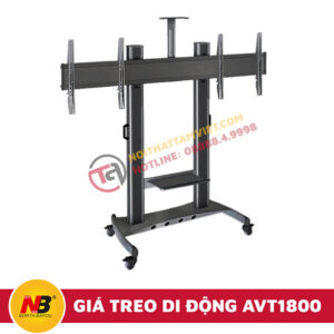 Giá Treo Tivi Nhập Khẩu Di Động NB-AVT1800-60-2A-1