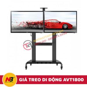 Giá Treo Tivi Nhập Khẩu Di Động NB-AVT1800-60-2A-3
