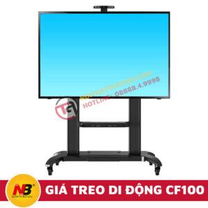 Giá Treo Tivi Nhập Khẩu Di Động NB-CF100-1