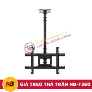 Giá Treo Tii Nhập Khẩu Thả Trần NB-T560-1