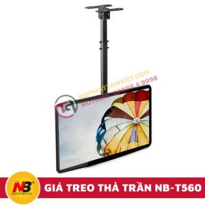 Giá Treo Tii Nhập Khẩu Thả Trần NB-T560-2