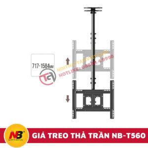 Giá Treo Tii Nhập Khẩu Thả Trần NB-T560-6