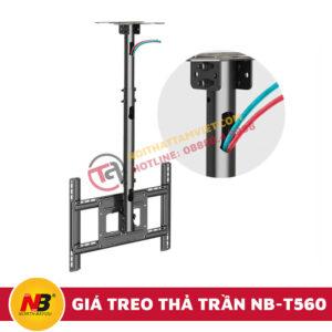 Giá Treo Tii Nhập Khẩu Thả Trần NB-T560-7