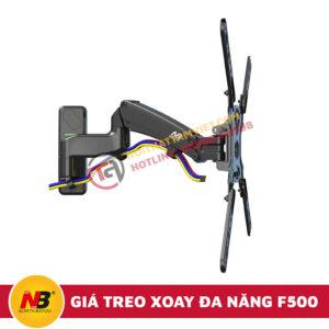 Giá Treo Tivi Nhập Khẩu Xoay Đa Năng NB-F500-1