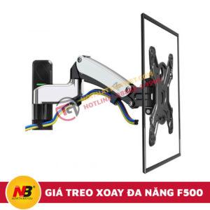 Giá Treo Tivi Nhập Khẩu Xoay Đa Năng NB-F500-3