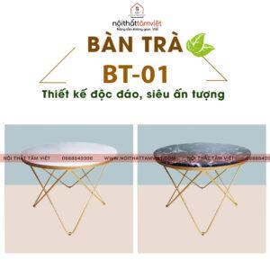 Bàn Trà Tâm Việt BT-01-1