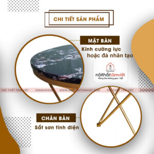 Bàn Trà Tâm Việt BT-01-2