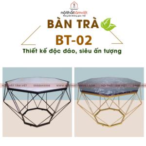 Bàn Trà Tâm Việt BT-02-1