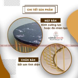 Bàn Trà Tâm Việt BT-03-2