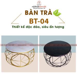 Bàn Trà Tâm Việt BT-04-1