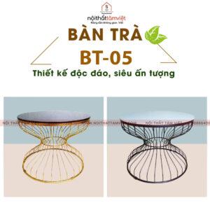 Bàn Trà Tâm Việt BT-05-1