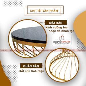 Bàn Trà Tâm Việt BT-05-2