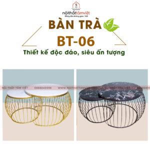 Bàn Trà Tâm Việt BT-06-1