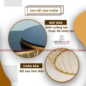 Bàn Trà Tâm Việt BT-06-2