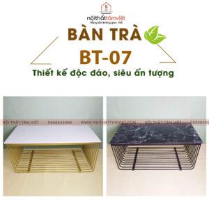 Bàn Trà Tâm Việt BT-07-1