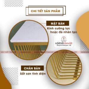 Bàn Trà Tâm Việt BT-07-2