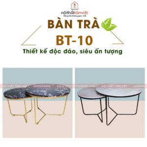Bàn Trà Tâm Việt BT-10-1