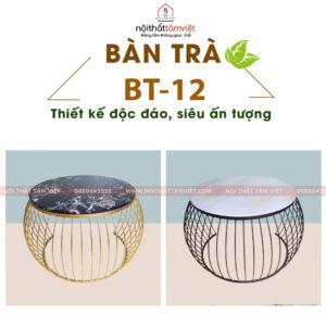 Bàn Trà Tâm Việt BT-12-1