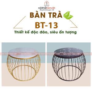 Bàn Trà Tâm Việt BT-13-1