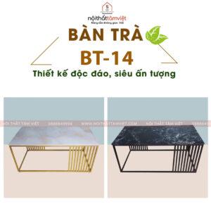 Bàn Trà Tâm Việt BT-14-1