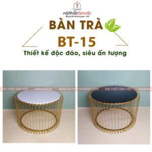 Bàn Trà Tâm Việt BT-15-1