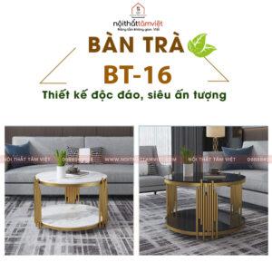 Bàn Trà Tâm Việt BT-16-1