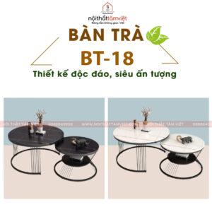 Bàn Trà Tâm Việt BT-18-1