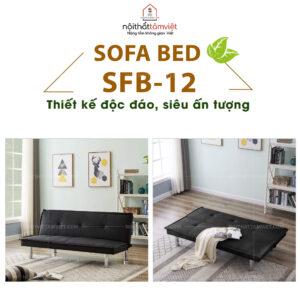 Sofa Bed | Sofa Giường | Sofa Đa Năng Tâm Việt SFB-12-1