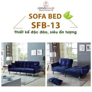Sofa Bed | Sofa Giường | Sofa Đa Năng Tâm Việt SFB-13-1