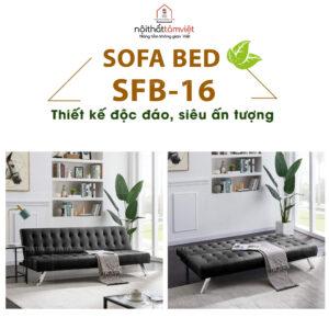 Sofa Bed | Sofa Giường | Sofa Đa Năng Tâm Việt SFB-16-1
